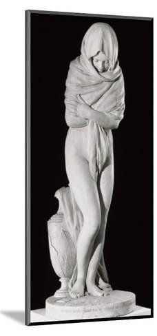 Winter, or the Chilly Woman-Jean-Antoine Houdon-Mounted Giclee Print