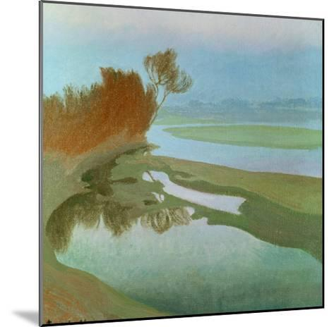 Landscape-Charles Marie Dulac-Mounted Giclee Print