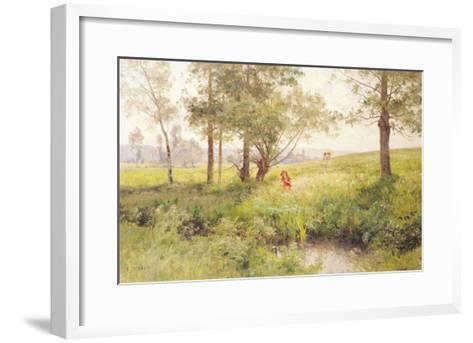 Landscape-Emile Isenbart-Framed Art Print