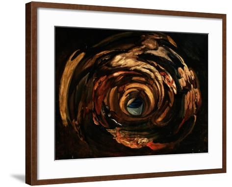 Anamorphosis of Rubens-Domenico Piola I-Framed Art Print