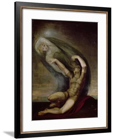 Achilles Searching for the Shade of Patrocles, 1803-Henry Fuseli-Framed Art Print