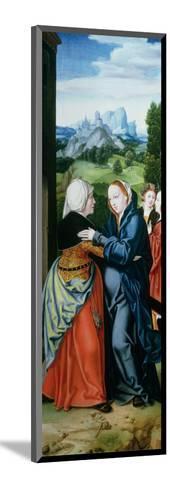The Visitation-Bartholomaeus Bruyn-Mounted Giclee Print