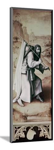 St. James the Greater, Exterior of Left Wing of Last Judgement Altarpiece-Hieronymus Bosch-Mounted Giclee Print
