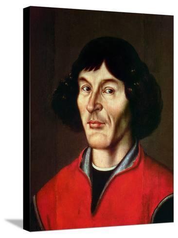 Portrait of Nicolaus Copernicus (1473-1543)- Pomeranie-Stretched Canvas Print