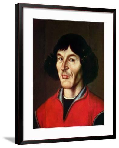 Portrait of Nicolaus Copernicus (1473-1543)- Pomeranie-Framed Art Print