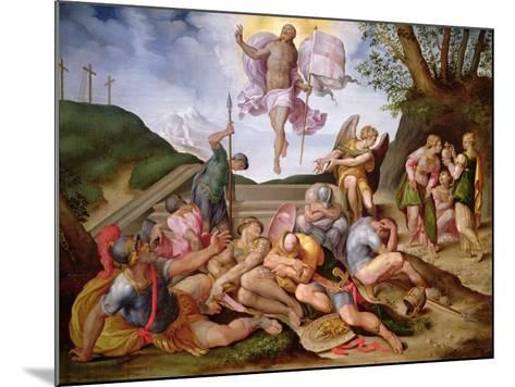 The Resurrection of Christ, Florentine School, 1560--Mounted Giclee Print