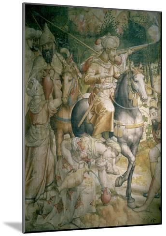Campaign of Emperor Charles V Against the Turks at Tunis in 1535-Jan Cornelisz Vermeyen-Mounted Giclee Print