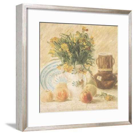 Still Life, c.1887-Vincent van Gogh-Framed Art Print