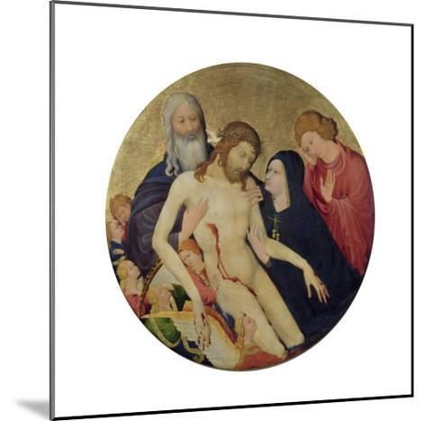 Pieta, circa 1400-Jean Maelwael-Mounted Giclee Print