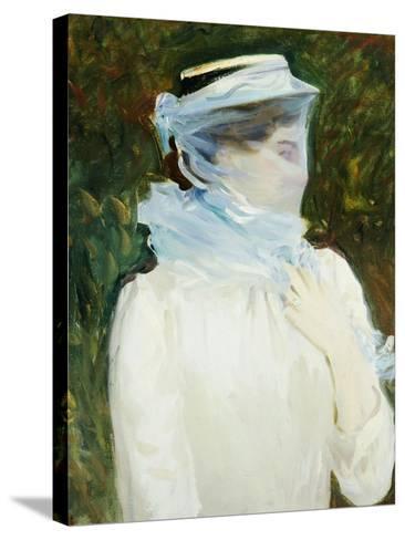 Sally Fairchild, circa 1890-John Singer Sargent-Stretched Canvas Print