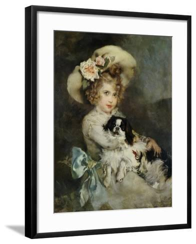 Best of Friends-Harry Humphrey Moore-Framed Art Print