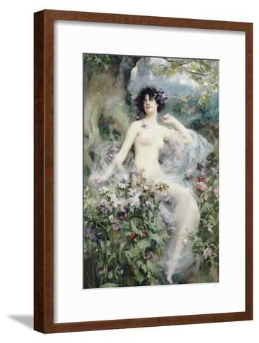 Songs of the Morning-Henrietta Rae-Framed Art Print