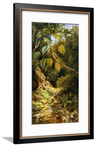 Jungala Cubana, 1880-Esteban Chartrand-Framed Art Print