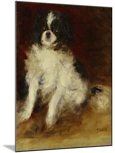 Tama-Pierre-Auguste Renoir-Mounted Giclee Print