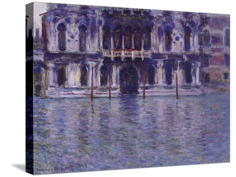The Contarini Palace, 1908-Claude Monet-Stretched Canvas Print
