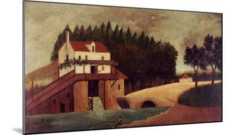 The Mill, circa 1896-Henri Rousseau-Mounted Giclee Print