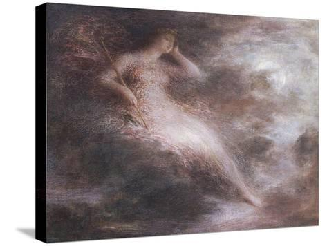 The Queen of the Night-Henri Fantin-Latour-Stretched Canvas Print