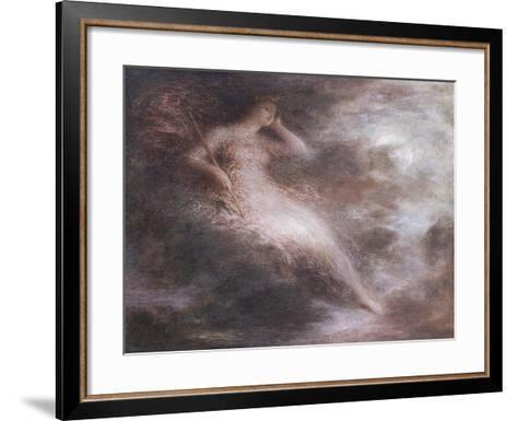 The Queen of the Night-Henri Fantin-Latour-Framed Art Print