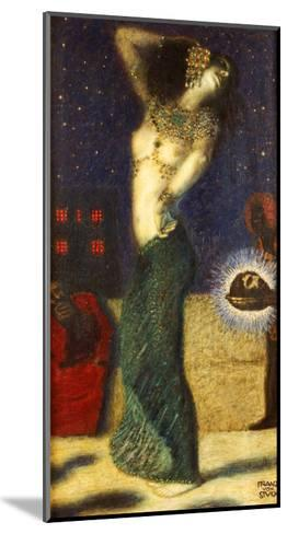 Dancing Salome-Franz von Stuck-Mounted Giclee Print