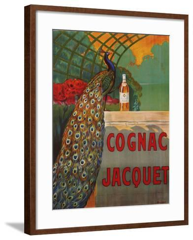 Cognac Jacquet, circa 1930-Camille Bouchet-Framed Art Print