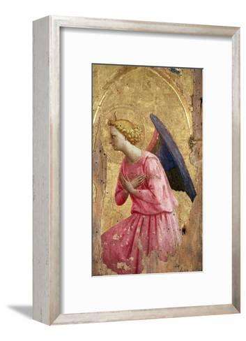 Adoration of an Angel-Fra Angelico-Framed Art Print