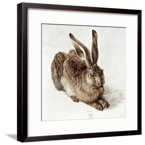 The Young Hare-Albrecht D?rer-Framed Art Print