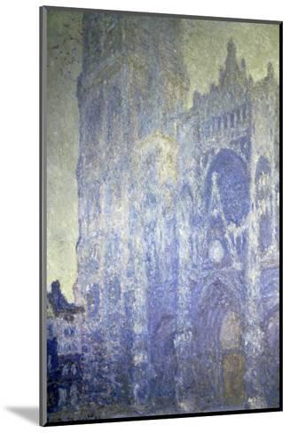 Cathedrale de Rouen, Effet Du Matin-Claude Monet-Mounted Giclee Print