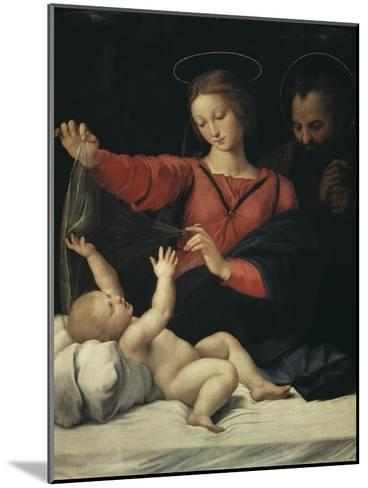 The Virgin of Lorette-Raphael-Mounted Giclee Print