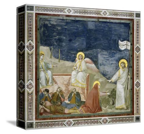 Noli Me Tangere-Giotto di Bondone-Stretched Canvas Print