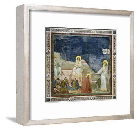 Noli Me Tangere-Giotto di Bondone-Framed Art Print