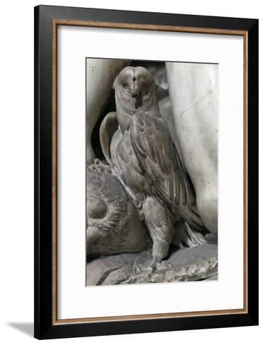 Night, Detail-Michelangelo Buonarroti-Framed Art Print