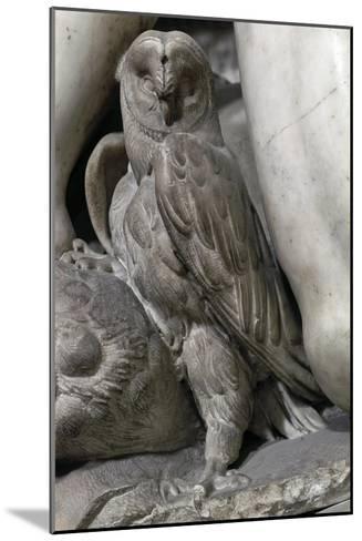 Night, Detail-Michelangelo Buonarroti-Mounted Giclee Print