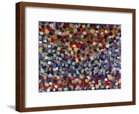 Abstract No.20-Diana Ong-Framed Art Print