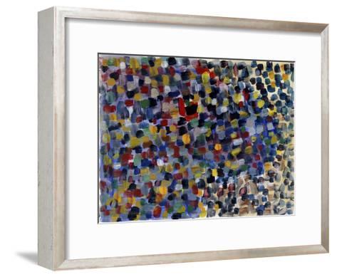 Abstract No.22-Diana Ong-Framed Art Print