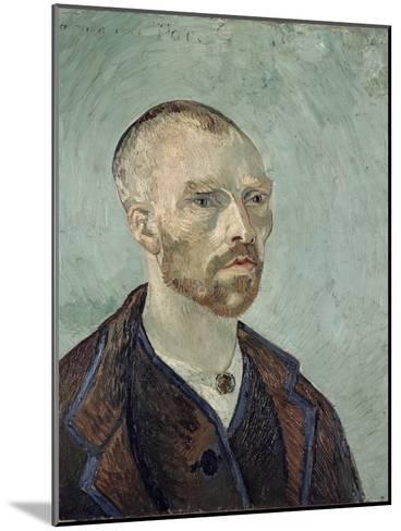 Self-Portrait Dedicated to Paul Gauguin, c.1888-Vincent van Gogh-Mounted Giclee Print