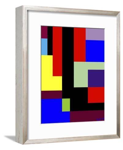 Box No.2-Diana Ong-Framed Art Print