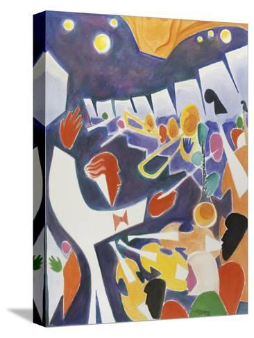 Symphony Series No.1-Gil Mayers-Stretched Canvas Print