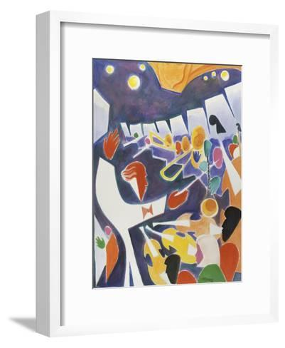 Symphony Series No.1-Gil Mayers-Framed Art Print