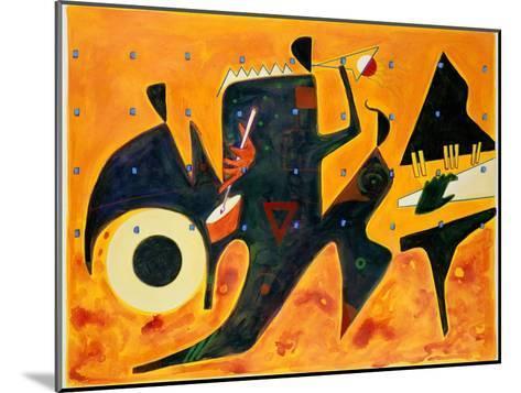 Tangerine-Gil Mayers-Mounted Giclee Print
