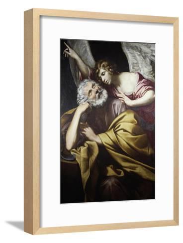 Guardian Angel--Framed Art Print