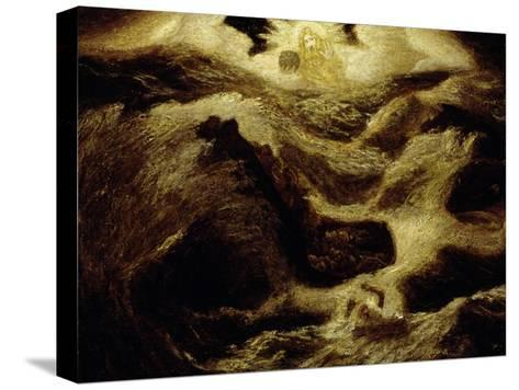 Jonah-Albert Pinkham Ryder-Stretched Canvas Print