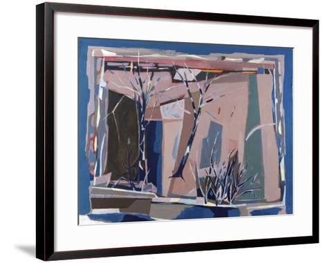 Tree Presence-MacEwan-Framed Art Print