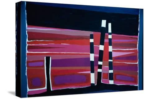 Sentinels-MacEwan-Stretched Canvas Print