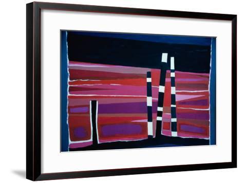 Sentinels-MacEwan-Framed Art Print