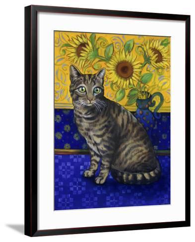 European Cat, Series I-Isy Ochoa-Framed Art Print