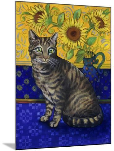 European Cat, Series I-Isy Ochoa-Mounted Giclee Print