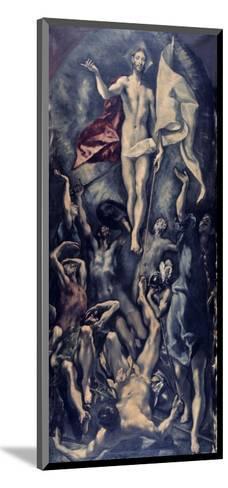 Resurrection-El Greco-Mounted Giclee Print
