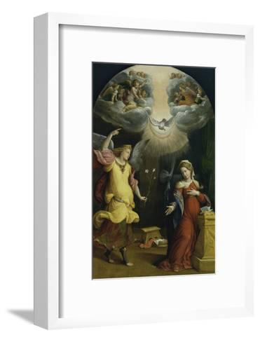 The Annunciation-Garofalo-Framed Art Print