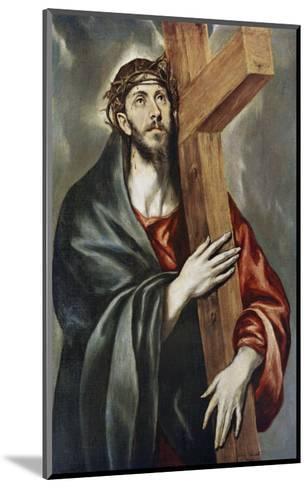Via Crucis-El Greco-Mounted Giclee Print