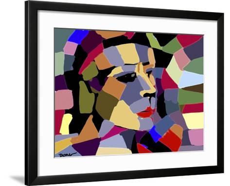 A Portrait-Diana Ong-Framed Art Print